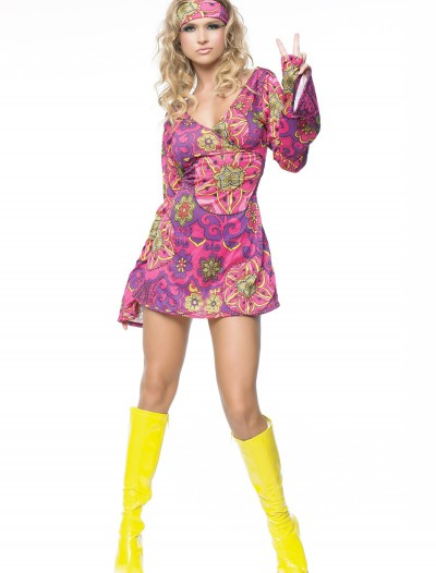 Sexy Hippie Girl Dress, halloween costume (Sexy Hippie Girl Dress)
