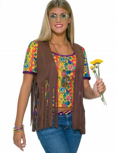 Sexy Hippie Vest, halloween costume (Sexy Hippie Vest)