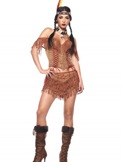 Sexy Indian Costume, halloween costume (Sexy Indian Costume)