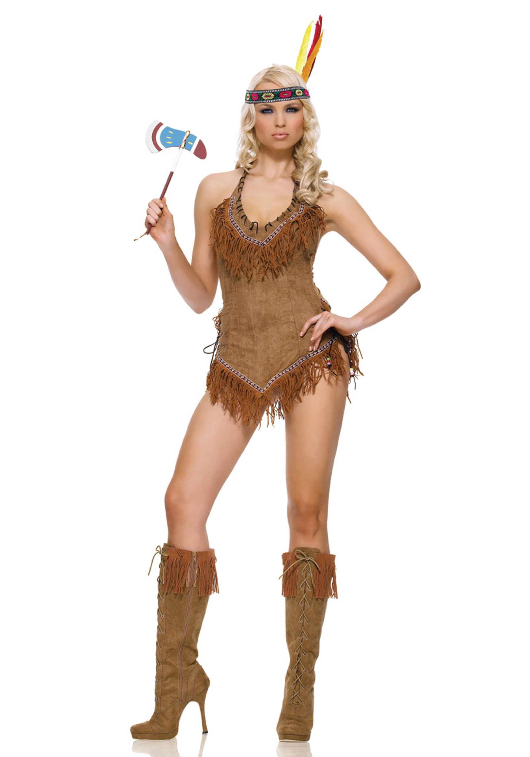 Sexy Indian Girl Costume  sc 1 st  Halloween Costumes & Sexy Indian Girl Costume - Halloween Costumes