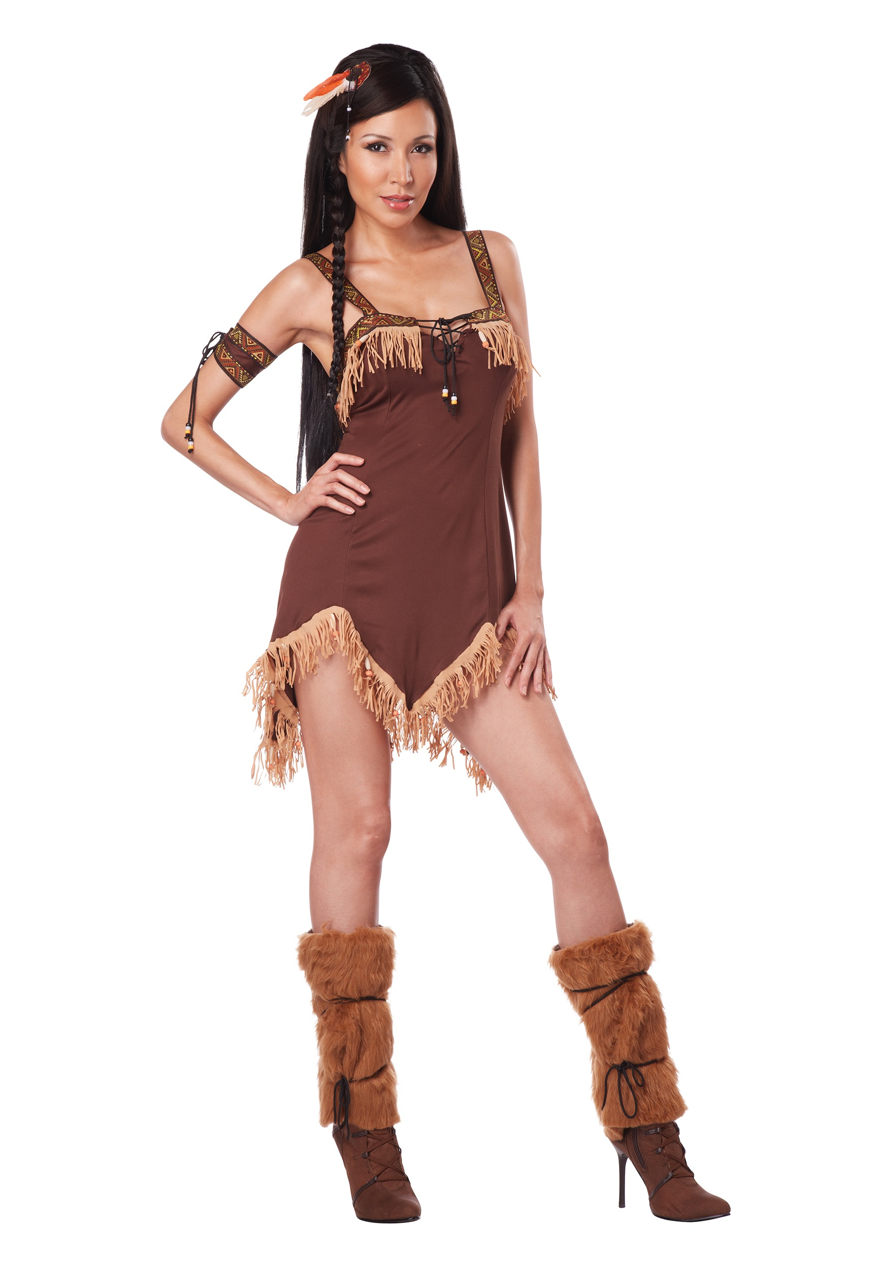 Sexy Indian Princess Costume  sc 1 st  Halloween Costumes & Sexy Indian Princess Costume - Halloween Costumes