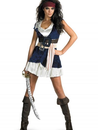 Sassy Jack Sparrow Costume, halloween costume (Sassy Jack Sparrow Costume)