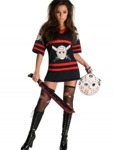 Sexy Jason Voorhees Costume, halloween costume (Sexy Jason Voorhees Costume)