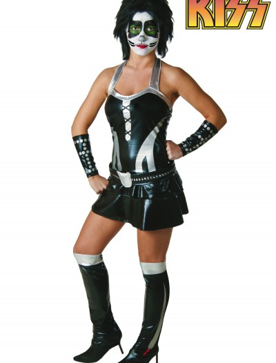 Sexy KISS Catman Costume, halloween costume (Sexy KISS Catman Costume)