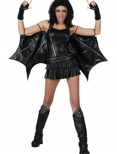 Sexy KISS Demon Costume, halloween costume (Sexy KISS Demon Costume)