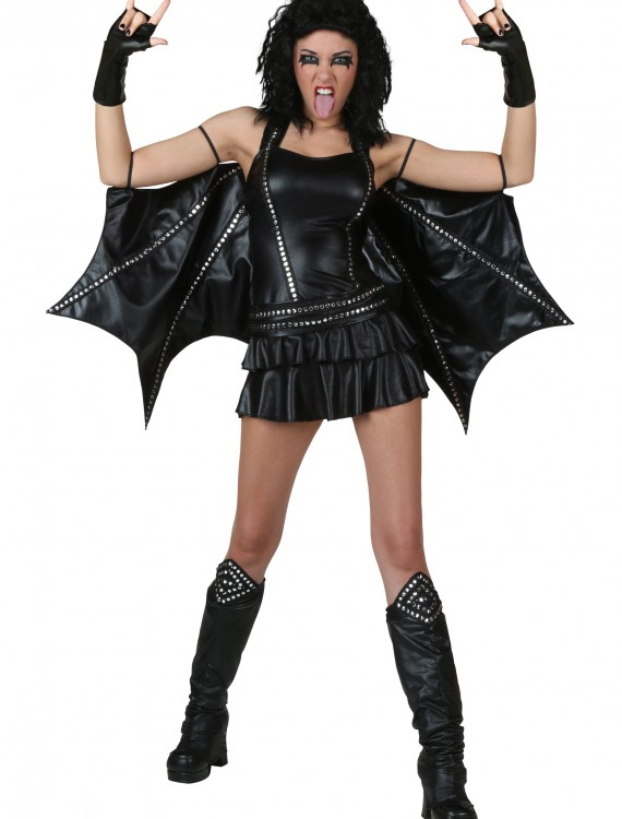Sexy KISS Demon Costume, halloween costume (Sexy KISS Demon Costume)