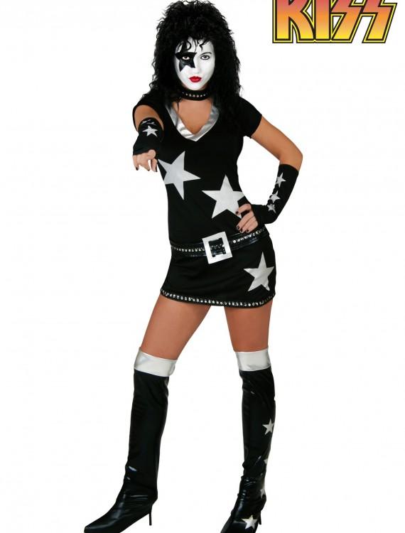 Sexy KISS Starchild Costume, halloween costume (Sexy KISS Starchild Costume)