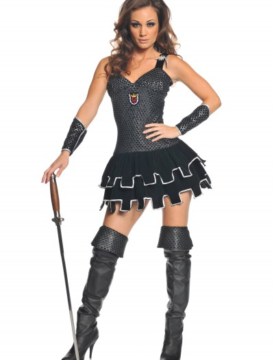 Sexy Knight Costume, halloween costume (Sexy Knight Costume)