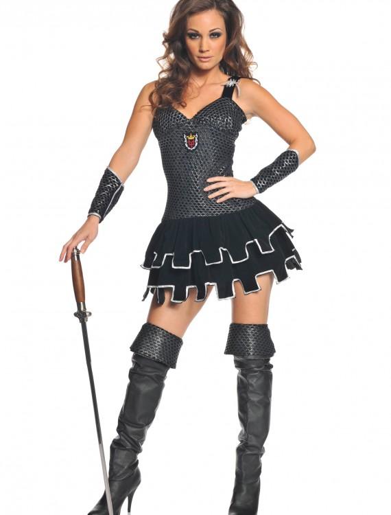 Sexy Knight Costume, halloween costume (Sexy Knight Costume)