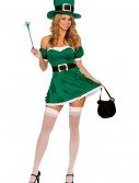 Sexy Leprechaun Costume, halloween costume (Sexy Leprechaun Costume)