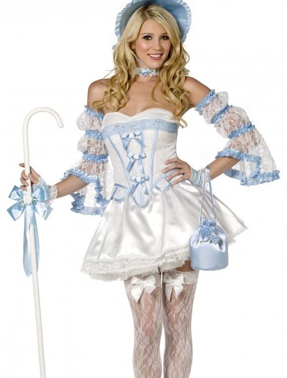 Sexy Little Bo Peep Costume, halloween costume (Sexy Little Bo Peep Costume)