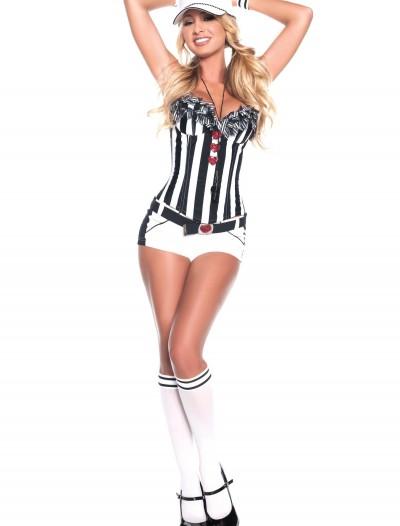 Sexy Love Referee Costume, halloween costume (Sexy Love Referee Costume)