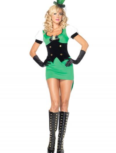 Sexy Lucky Irish Costume, halloween costume (Sexy Lucky Irish Costume)