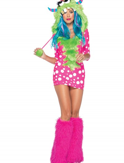 Sexy Melody Monster Costume, halloween costume (Sexy Melody Monster Costume)