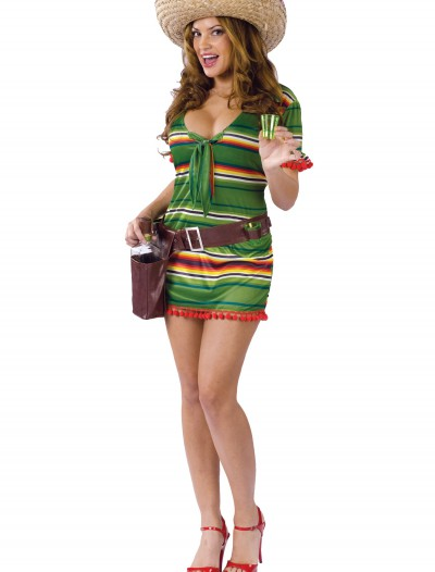 Sexy Mexican Shooter Costume, halloween costume (Sexy Mexican Shooter Costume)