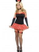 Sassy Miss Mouse Costume, halloween costume (Sassy Miss Mouse Costume)