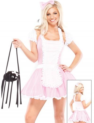 Sexy Miss Muffet Costume, halloween costume (Sexy Miss Muffet Costume)
