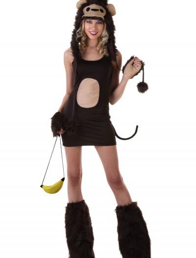 Sexy Monkey Costume, halloween costume (Sexy Monkey Costume)