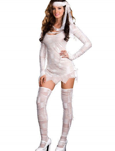 Sexy Mummy Costume, halloween costume (Sexy Mummy Costume)