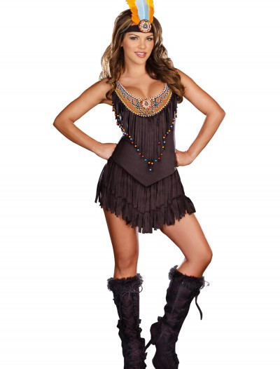 Sexy Native Beauty Costume, halloween costume (Sexy Native Beauty Costume)