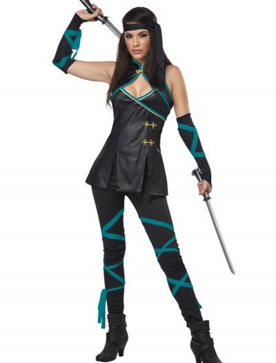 Sexy Ninja Costume, halloween costume (Sexy Ninja Costume)