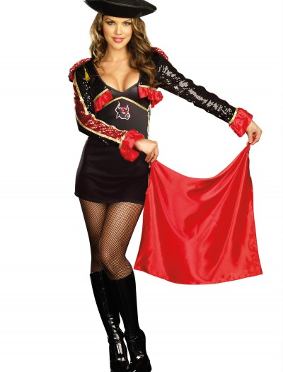 Sexy No Bull Matador Costume, halloween costume (Sexy No Bull Matador Costume)