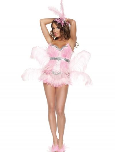 Sexy Pink Flamingo Costume, halloween costume (Sexy Pink Flamingo Costume)