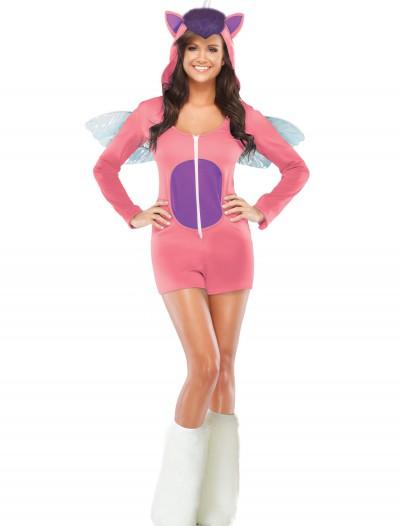 Sexy Pink Pony Costume, halloween costume (Sexy Pink Pony Costume)