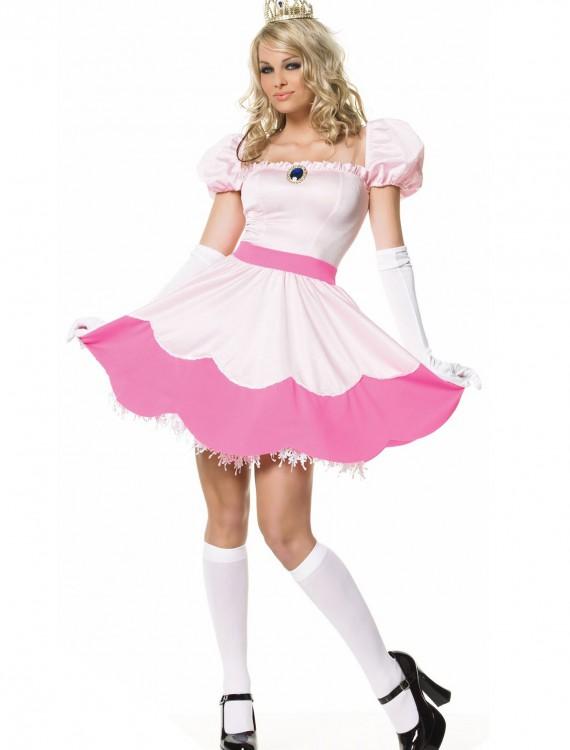 Sexy Pink Princess Costume, halloween costume (Sexy Pink Princess Costume)