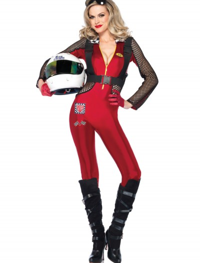Sexy Pitstop Penny Costume, halloween costume (Sexy Pitstop Penny Costume)