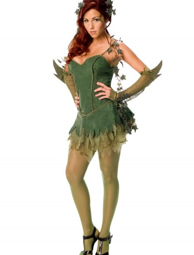 Sexy Poison Ivy Costume, halloween costume (Sexy Poison Ivy Costume)