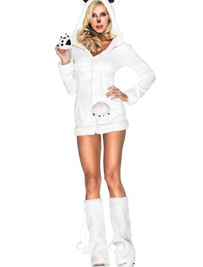 Sexy Polar Bear Costume, halloween costume (Sexy Polar Bear Costume)