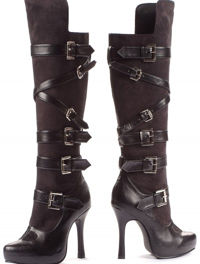 Sexy Police Boots, halloween costume (Sexy Police Boots)