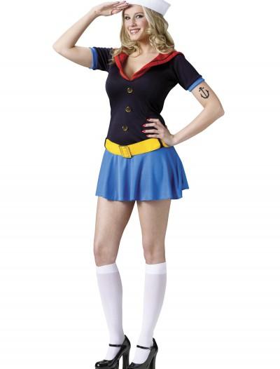 Sexy Popeye Costume, halloween costume (Sexy Popeye Costume)