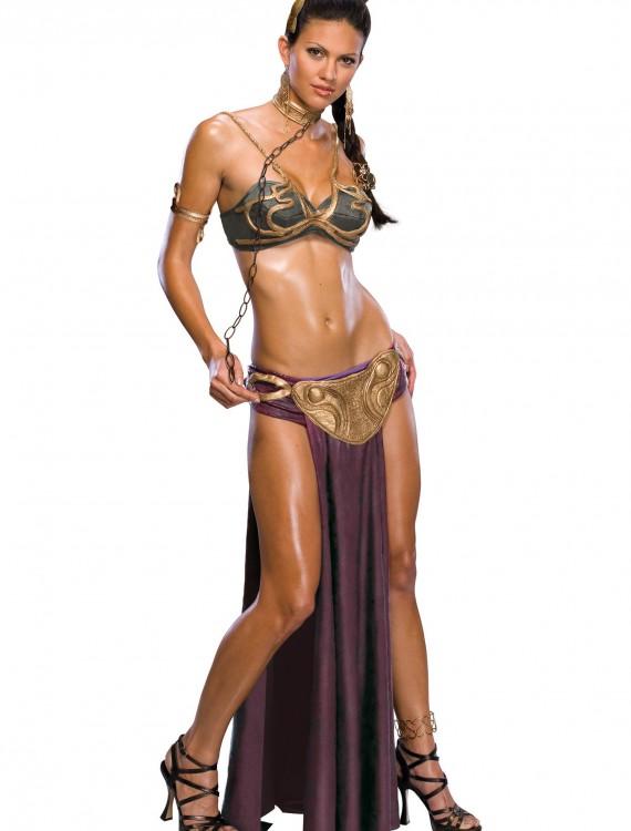 Sexy Princess Leia Slave Costume, halloween costume (Sexy Princess Leia Slave Costume)