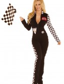 Sexy Race Car Jumpsuit, halloween costume (Sexy Race Car Jumpsuit)