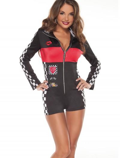 Sexy Racer Girl Costume, halloween costume (Sexy Racer Girl Costume)