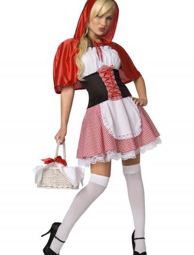 Sexy Red Riding Hood Costume, halloween costume (Sexy Red Riding Hood Costume)