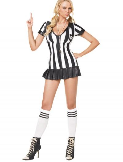 Sexy Referee Costume, halloween costume (Sexy Referee Costume)