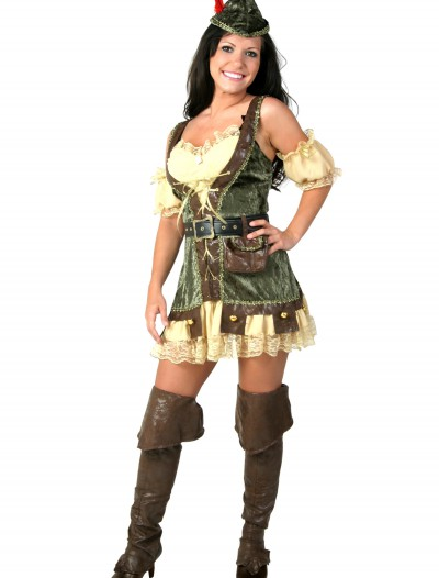 Sexy Robin Hood Costume, halloween costume (Sexy Robin Hood Costume)