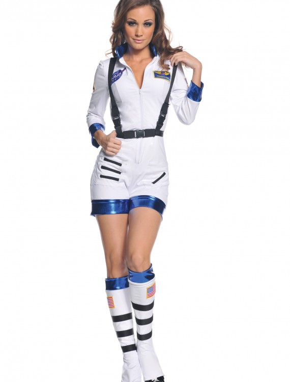 Sexy Rocket Girl Costume, halloween costume (Sexy Rocket Girl Costume)