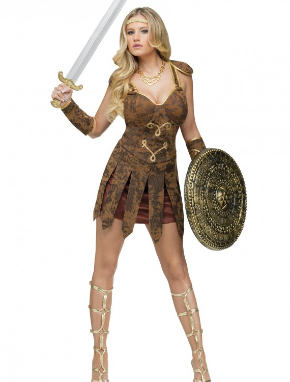 Sexy Roman Gladiator Costume, halloween costume (Sexy Roman Gladiator Costume)