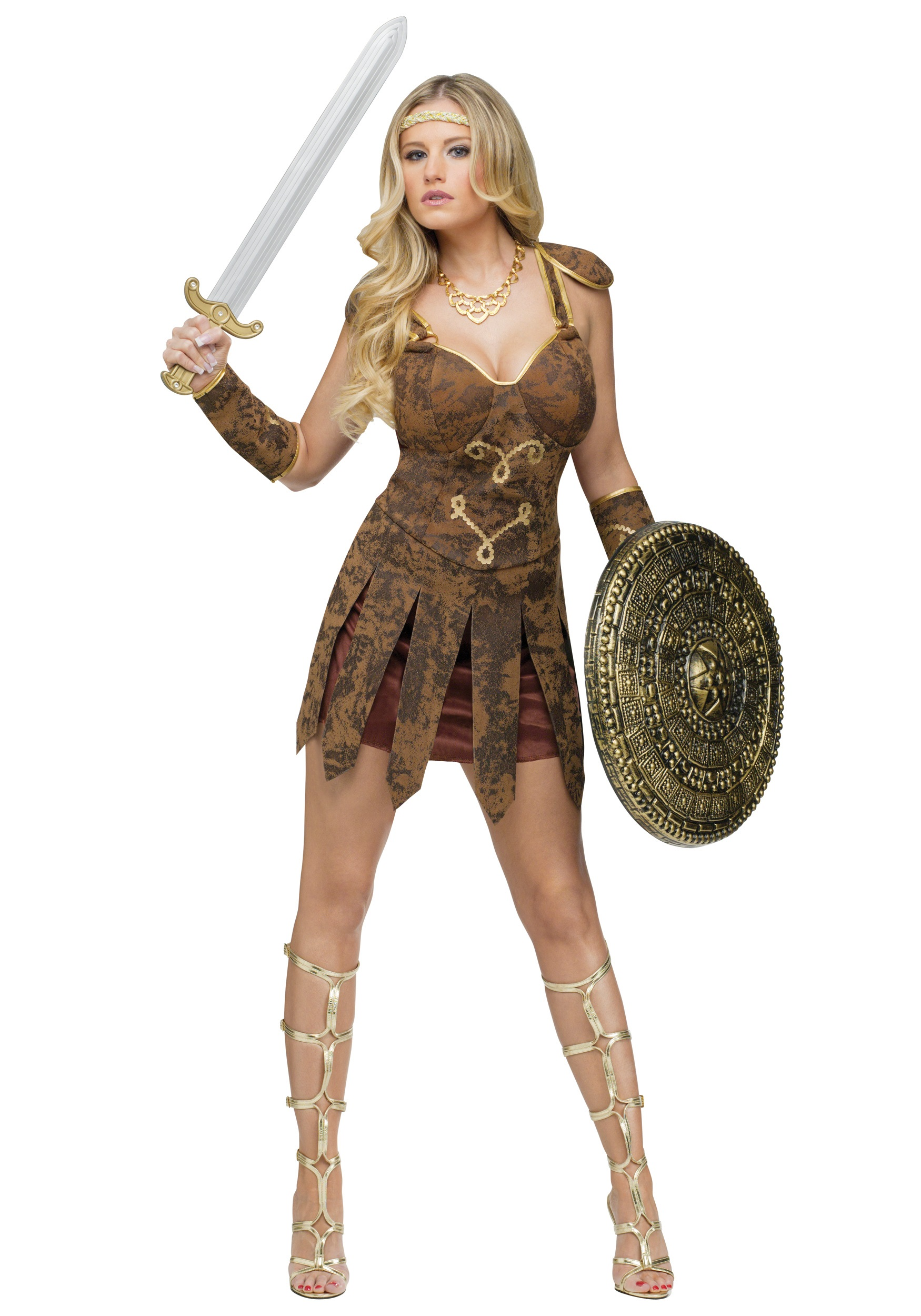 Sexy Roman Gladiator Costume  sc 1 st  Halloween Costumes : roman costume for womens  - Germanpascual.Com