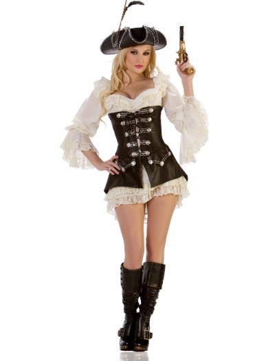 Sexy Rogue Pirate Costume, halloween costume (Sexy Rogue Pirate Costume)