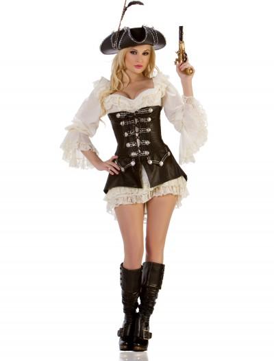 Sexy Rogue Pirate Costume, halloween costume (Sexy Rogue Pirate Costume)