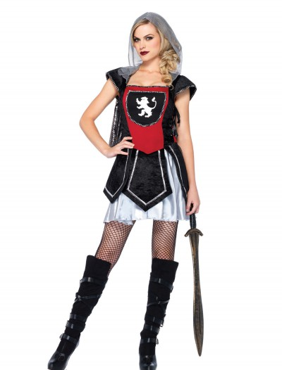 Sexy Royal Knightess Costume, halloween costume (Sexy Royal Knightess Costume)