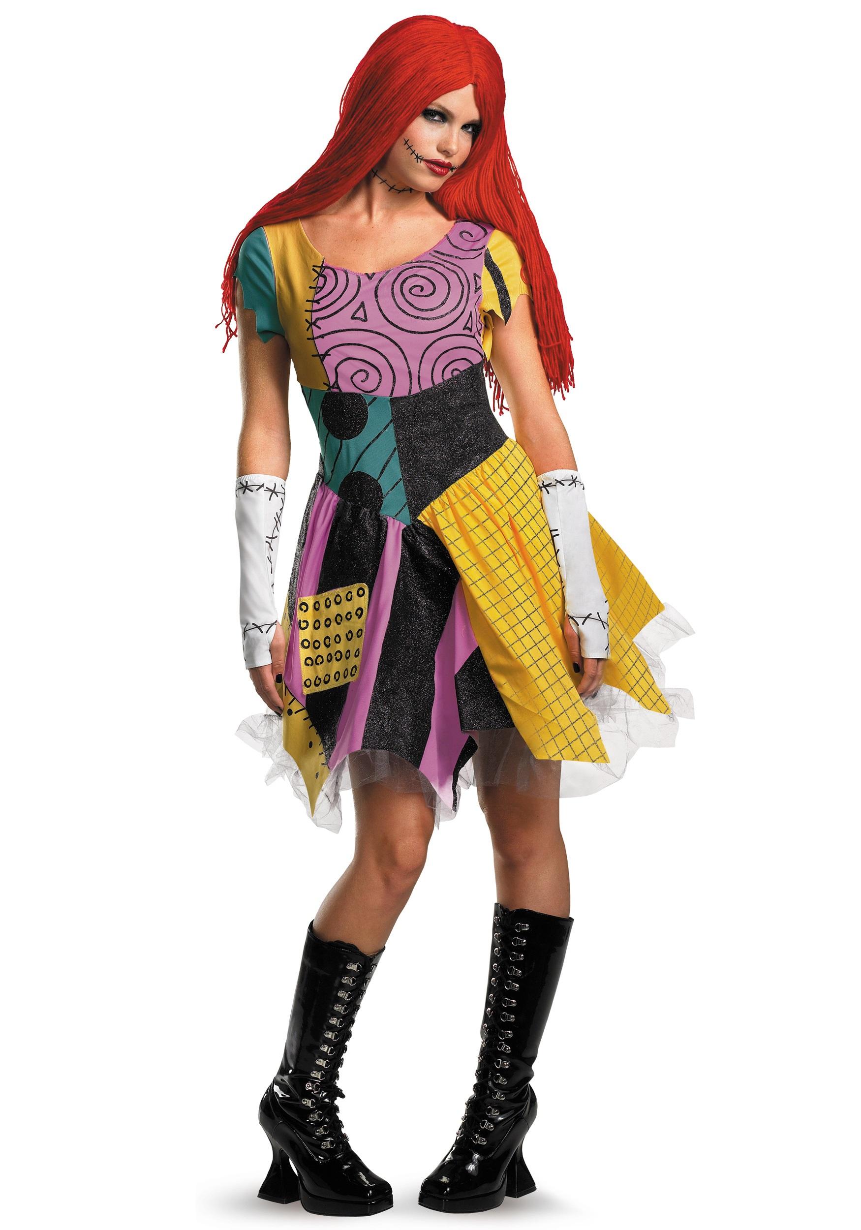Sassy Sally Costume - Halloween Costumes