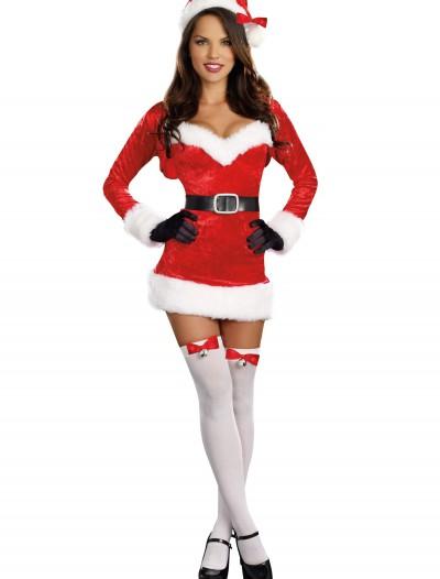 Sexy Santa Baby Costume, halloween costume (Sexy Santa Baby Costume)