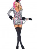 Sexy Savanna Zebra Costume, halloween costume (Sexy Savanna Zebra Costume)