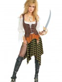 Sexy Sea Wench Pirate Costume, halloween costume (Sexy Sea Wench Pirate Costume)